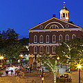 Juergen Roth - Boston Faneuil Hall