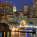 Joann Vitali - Boston Harbor Party
