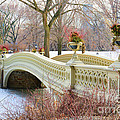 Paul Ward - Bow Bridge in Central...