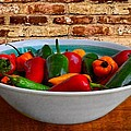 Ken Smith - Bowl of Peppers