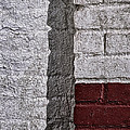 Marty Saccone - Brick and Mortar Abstract