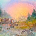 Teresa Ascone - Bridge at Sunset