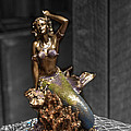 John Straton - Bronze Mermaid