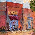 Gayle McGinty - Cafe