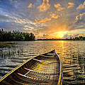 Debra and Dave Vanderlaan - Canoeing at Sunrise