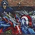 Frozen in Time Fine Art Photography - Captain Graffiti