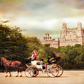 Jessica Jenney - Carriage Ride in Central...