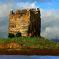 Bruce Nutting - Castle Stalker Scotland