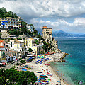Jennie Breeze - Cetara. Amalfi Coast