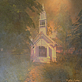 Kylie Sabra - Chapel in the Wood