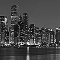 Frozen in Time Fine Art Photography - Chicago Black and White...