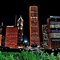 Frozen in Time Fine Art Photography - Chicago From Millennium ...