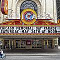 Thomas Woolworth - Chicago Theater Signage