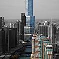 Thomas Woolworth - Chicago Trump Tower Blue...