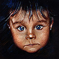 Daliana Pacuraru - Child Portrait