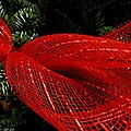 Danielle  Parent - Christmas Red Ribbons ...