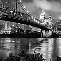 Gregory Ballos - Cincinnati Skyline -...