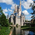Living Waters Photography - Cinderellas  Castle