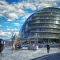 Kim Andelkovic - City Hall - London
