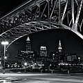 Frozen in Time Fine Art Photography - Cleveland Framed in...