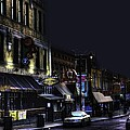 Barry Jones - Closing Time on Beale...