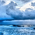 CarolLMiller Photography - Clouds and Sea