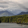 Inge Riis McDonald - Clouds over Clayoquot...