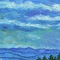 Kendall Kessler - Clouds over the Blue...