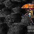 Variance Collections - Clowning on Umbrellas 02...
