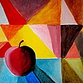 Constantinos Charalampopoulos - Colorful apple