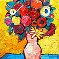 Ana Maria Edulescu - Colorful Flowers