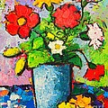 Ana Maria Edulescu - Colorful Flowers From My...