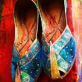 Sue Jacobi - Colorful Footwear Juttis...