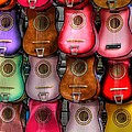 Tony  Colvin - Colorful Guitars