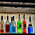 Eti Reid - Colourful liquors on a...