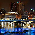 Frozen in Time Fine Art Photography - Columbus Ohio Late at...