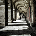 Joan Carroll - Cool Morning in Plaza...