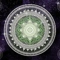 Shawn Dall - Cosmic Medallions Earth