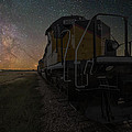 Aaron J Groen - Cosmic Train