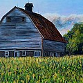 Shirl Theis - Country Corn Field