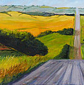 Nancy Merkle - Country Road