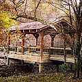 Debra and Dave Vanderlaan - Covered Bridge on the...