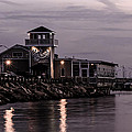 Olahs Photography - Crab Shack in Evening...