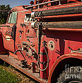 Janice Rae Pariza - Crawford Fire Engine