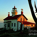 Chad Rice - Crescent City Lighthouse