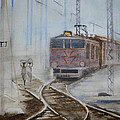Sudip Mitra - Crossing the Tracks in...