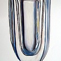 Cathy Jourdan - Crystal Vase 3