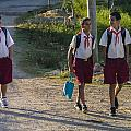 David Litschel - Cuban School Boys...