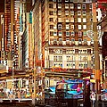 Miriam Danar - Grand Central and 42nd St