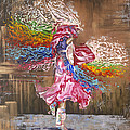 Karina Llergo Salto - Dance through the color...